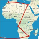 africa line