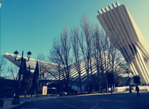 Oviedo Exhibition and Congress Palace