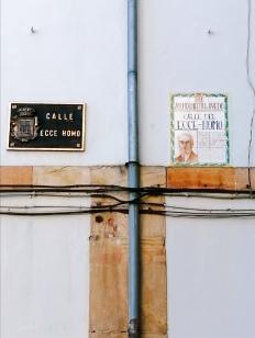 Ecce Homo street