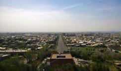 Erebuni Fortress view