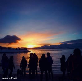 21st of january - Sun returns to Tromsø after 2 months